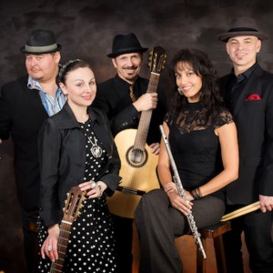 Rom Ryan Variety Band - Dance Band / Flamenco Group in Houston, Texas