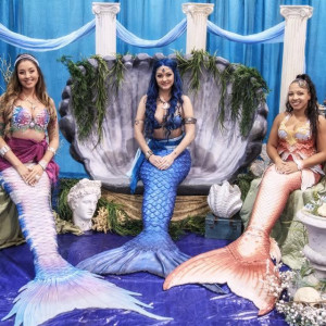 Moon Mermaid - Mermaid Entertainment / Children's Party Entertainment in Scottsdale, Arizona