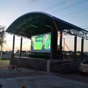 Moonlight Cinema RGV