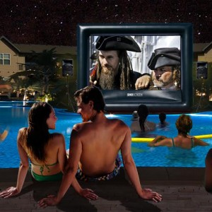 Moonlight Movies, LLC - Outdoor Movie Screens / Family Entertainment in Camarillo, California