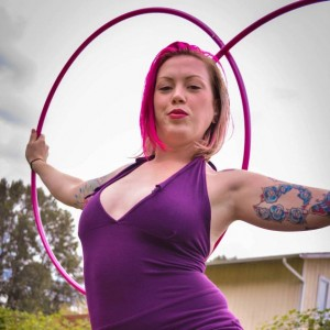 Morgan Flow Findley - Hoop Dancer in Seattle, Washington
