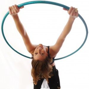 Spin Happy Hoop Dance - Hoop Dancer / Circus Entertainment in Cincinnati, Ohio