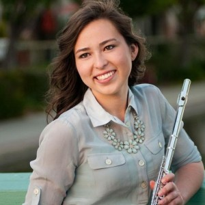 Morgan Thomas - Flute Player in Elk Grove, California