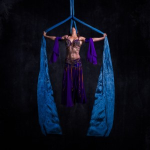 Morgana Alba - Circus Siren Entertainment - Aerialist / Trapeze Artist in Washington, District Of Columbia