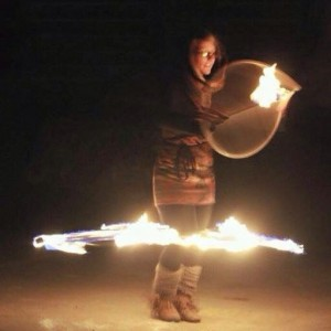 Morganic Moonchild Fire Performance - Fire Performer / Hoop Dancer in Bend, Oregon