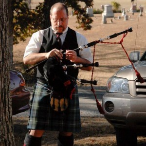 Morton Piping - Bagpiper in Rising Sun, Indiana