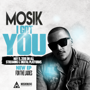 Mosik - Hip Hop Artist / Rapper in Los Angeles, California