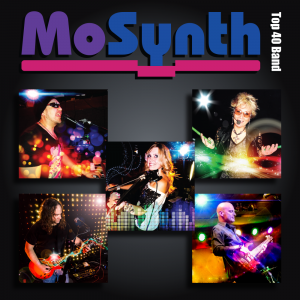 MoSynth - Cover Band / Top 40 Band in Omaha, Nebraska