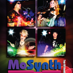 MoSynth Top 40 Band - Top 40 Band / Cover Band in Lincoln, Nebraska