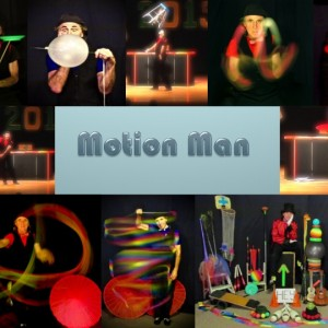 Motion Man - Variety Show in Greenfield, Massachusetts