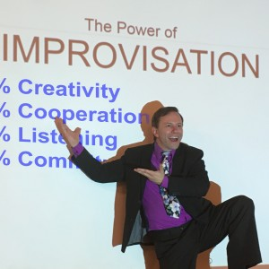 Motivation with interactive improv! - Motivational Speaker in San Diego, California