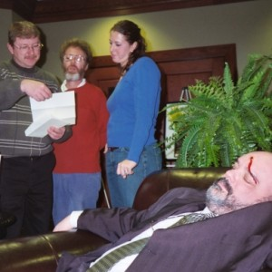 Motive For Murder - Murder Mystery / Interactive Performer in Cleveland, Ohio