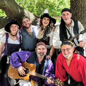 Motley Tones - Pirate Entertainment / Historical Character in Raleigh, North Carolina
