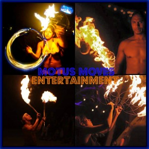Motus Moves Entertainment - Fire Dancer in Honolulu, Hawaii