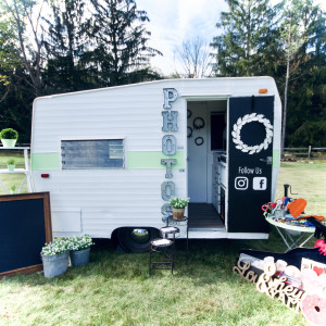 Mountain State Photo Camper - Photo Booths / Wedding Entertainment in Wheeling, West Virginia