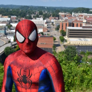 MOV Spider-Man & Hire MOV Spider-Man - Costumed Character in Coolville Ohio