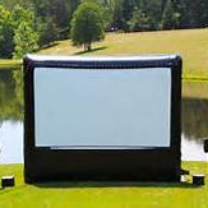 Movie Time Outdoor Movies - Outdoor Movie Screens / Children's Party Entertainment in Rockfall, Connecticut