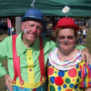 Mr and Mrs Glory Clown - Balloon Twister / Face Painter in Harvey, Louisiana