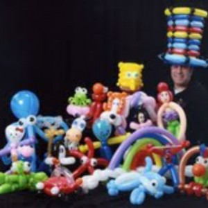 Mr Balloon Wizard - Balloon Twister / Backdrops & Drapery in Lexington, Massachusetts