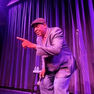 "James ""Bigfoot"" Scott - Comedian in Las Vegas, Nevada"