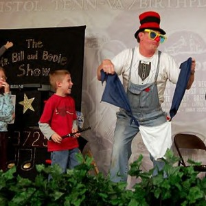 Mr. Bill's Hoot n Holler - Children's Party Entertainment / Children's Party Magician in Johnson City, Tennessee