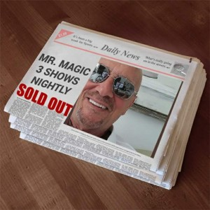 Mr. Magic - Comedy Magician in Fort Lauderdale, Florida