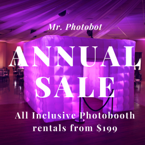Mr. Photobot - Photo Booths in Glendale Heights, Illinois