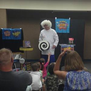 Mr. Ray -Family Entertainer - Magician / Family Entertainment in West Union, South Carolina