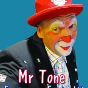 Hire Mr. Tone Show - Children's Party Entertainment In