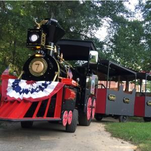 M&R Trackless Trains - Trackless Train in Atlanta, Georgia