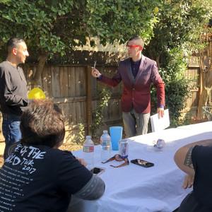 Mr. Tuffs - Mentalist / Magician in Fresno, California
