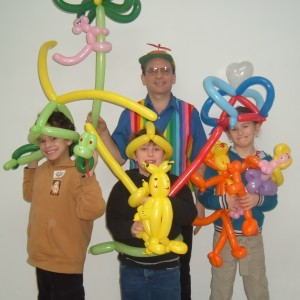 "Mr Twister ""The Balloon Guy"""