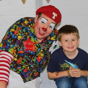 Mr. Twister The Clown - Clown / Temporary Tattoo Artist in Anderson, South Carolina