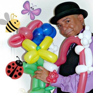 "Mr Vega ""The Balloon guy"" - Balloon Twister in New Haven, Connecticut"