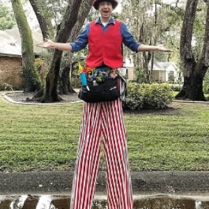 MrB Entertainment - Stilt Walker / Mime in Longwood, Florida