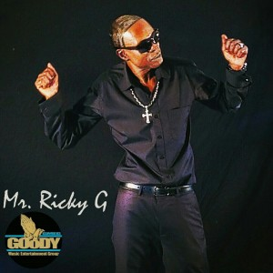 Mr.RickyG - Gospel Singer in San Diego, California