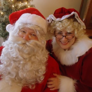 Mrs Claus - Santa Claus in Nashville, Tennessee