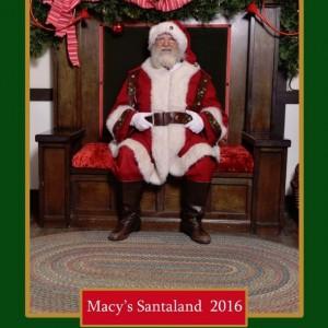Mrs Claus & Santa Claus
