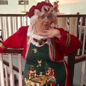 Mrs Santa Claus - Mrs. Claus in West Hartford, Connecticut