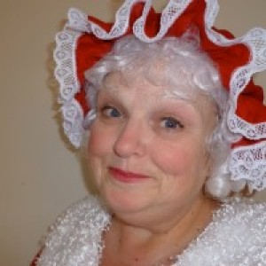 Mrs. Santa - Santa Claus in San Francisco, California