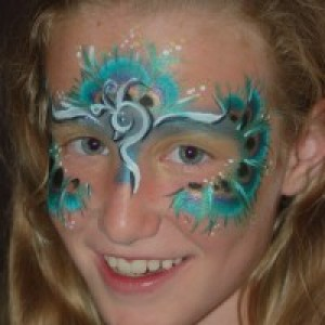 Ms Flos Faces - Face Painter in Mount Airy, Maryland