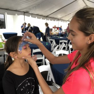 Ms Osa's Faces - Face Painter / Balloon Twister in Fort Myers, Florida