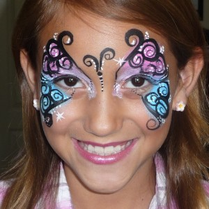 Ms Silvia's Faces - Face Painter / Halloween Party Entertainment in Fort Myers, Florida