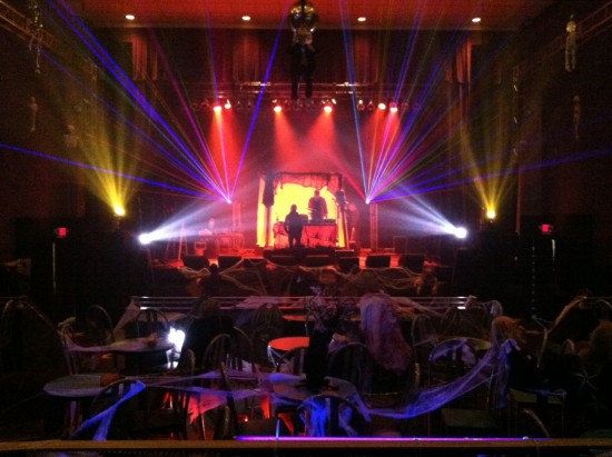 Baltimore Sound Stage - Black Light Party & Hire MSP Lighting u0026 Video - Lighting Company in Hunt Valley Maryland