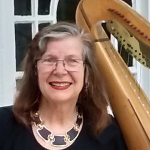 Harpist, Margaret Sanzo Sneddon - Harpist in New York City, New York