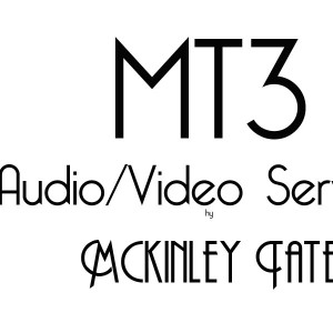 MT3 Audio and Video