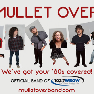 Mullet Over! - Rock Band / 1980s Era Entertainment in Terre Haute, Indiana