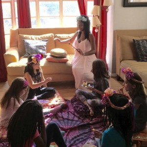 Enchanted Fairy Goddess - Arts & Crafts Party / Storyteller in North Hollywood, California