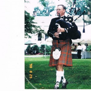Bill Munro, Munro Family Bagpipes - Bagpiper in Schenectady, New York
