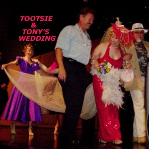 Tony & Tootsie's Jewish/Italian Wedding Murder Mystery: Princeton, SNJ - Murder Mystery / Burlesque Entertainment in Princeton, New Jersey